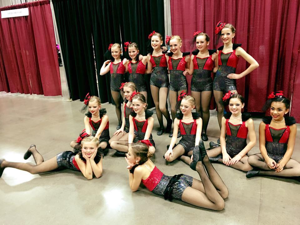 To The Pointe Dance Academy Majestic 2016